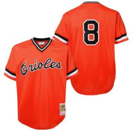 Orange-Cal-Ripken-Replica-Throwback-Jersey-Mens-Mitchell-and-Ness-MLB-Baltimore-Orioles-8-35